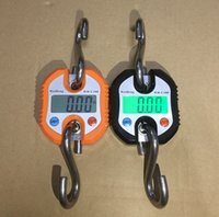 Wholesale 150kg Portable Digital Hanging Scale Electronic Crane Fishing Balance Weight Scale Hook