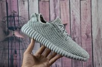 Wholesale Cheap Priced Canvas Shoes - 2017 Cheap Wholesale Discount Mens Women Shoes y 350 boost Moonrock Shoe Running Shoes Boots sneakers Low cut Shoes Sports Shoes Best Price