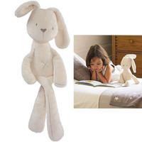 Wholesale Stuffed Animals Mamas - Hot Sale MaMas&papas 54CM Cute Baby Kids Soft Plush Toys Animal Rabbit Sleeping Comfort Doll Plush Stuffed Toys