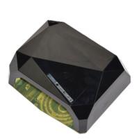 Wholesale Dryer Led 36w - Hot Selling LED UV Lamp 36W 110-220V LED Lamp Nail Dryer Diamond Shape Long Life Fast Dry 36w LEDCure For UV Nail Gel Polish US EU Plug