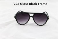 okculus kedi gözü retro toptan satış-Moda 2017 Yeni Kedi Göz Stil UV400 Güneş Kadınlar Ve Erkekler Için Marka Tasarımcısı Güneş Gözlükleri Vintage Gözlük Retro Gafas ulculos De Sol