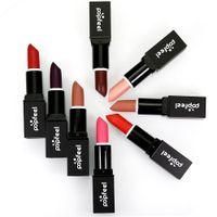 Wholesale moisture lipsticks for sale - Popfeel Lipstick Moisture Sexy Amazing Long Lasting Matte Makeup Cosmetic Lip Glosses Stick Lipstick Pencil Tools Colors Matte Lips1203010