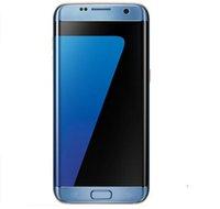 "Wholesale Hdc Silver - 5.5"" HDC S7 edge MTK6580 Quad Core 1G 4G Show 64G show 4G LTE Metal frame unlocked phone"
