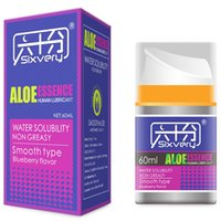 Wholesale Aloe Essence Human Lubricant Soomth and Ice feel lubricant set ml Adult sex products