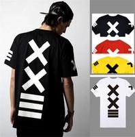 chemise pyrex homme achat en gros de-Mode PYREX VISION 23 T-shirt XXIII Imprimé T-Shirts HBA T-shirt Nouveau 100% Coton Japonais Hommes et Femmes Street Hip-Hop