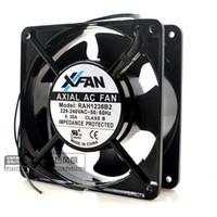Wholesale Cooler Cooling 12cm - RUILIAN SCIENCE RAH1238B2 100v-125v 0.30A 12CM 115V case cooling fan