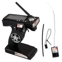 Wholesale fs remote resale online - EDT Flysky GT3B FS GHz RADIO SENDER AUTO BOAT remote control