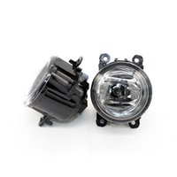 Wholesale fog lamp for nissan - 2pcs Auto Right Left Fog Light Lamp Car Styling H11 Halogen Light 12V 55W Bulb Assembly For NISSAN Navara Pathfinder INTERSTAR ARMADA Pixo U