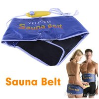 Wholesale Ms Fitness - Unisex Velform Sauna Belt Fat Cellulite Burner Slimming Fitness Waist Sweat MS EU 220V Retail Package