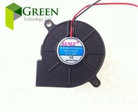 Wholesale industrial humidifiers - Wholesale- SANLY SF5015SL 12V 0.06A 5cm 5015 50x50x15mm industrial blower for Humidifier server cooling fan SF5015SM 2PIN