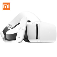 Wholesale Glass Axis - Orignal XIAOMI MI VR Headset 3D Glasses With 9-Axis Inertial Motion Controller