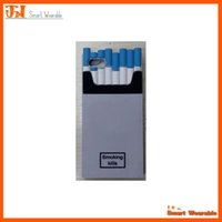 Wholesale Iphone 4s Cases Cigarette - New Arrival Cute Design Smoking Kills Cigarette Case for iPhone 4 4S 5 5s 6 6 7 7 Plus smoke box case free shipping