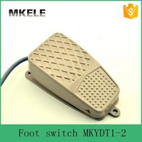 Push Button Switches spdt push button - Foot Switch New Electric Power SPDT FootSwitch Pedal Momentary Control From China Factory MKYDT1