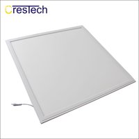 Wholesale wholesale commercial lamps - 2ft LED panel lights 36W 40W 45W 10pcs per lot LED downlight LED grid ceiling lighting commercial lamp