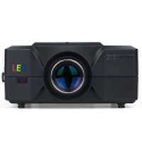 Wholesale used business projectors for sale - Group buy Good Chance HD Projectors For Home entertainment Using With Lumens HDMI USB VGA TV Interface HD Image