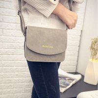 Wholesale Wholesale Trading Handbags - Wholesale- 2016 the new foreign trade manufacturers selling fashion PU leather shoulder bag lady frosted small handbag women messenger bags