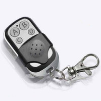 Wholesale Universal Gate Control 433mhz Clone - Wholesale-Universal Garage Door Cloning Remote Control Key Fob 433mhz Gate Key Fob New