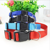Wholesale Dog Clothes Pet Harness - Pet clothes Collars&Leashes decorative pet neck harness soft pets dog and cat neck Chain Cut pet necklace free shipping