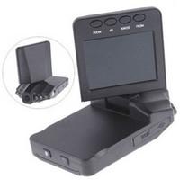 dvr h198 hd камеры оптовых-H198 HD автомобильный видеорегистратор камера Blackbox 2.5