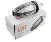 Wholesale Hid Lamp Base - new LED corn bulb lights 30w 40w 50w E26 E27 E39 E40 waterproof screw base high bay canopy light 50W 120Lm W lamp CFL HID AC100-277V bulbs