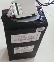Wholesale 48v Lifepo4 - LiFePO4 48V 20Ah electric bicycle lithium iron phosphate battery with charger BMS no explosion triple life.