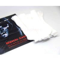 Wholesale Wholesalers Organic Material - Muscle Cotton Authentic Demon Killer Muscle Cotton Wicking Material Organic Cotton Fiber Fit RBA RTA RDA RDTA Atomizer Vape