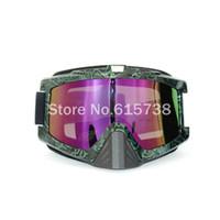 Wholesale Lens Dust Protection - 7 color lens Desert Storm Sun Glasses Wind Dust Protection Tactical Goggle Motorcycle Glasses motorcycle goggle