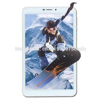 4g lte fall großhandel-Großhandels-2017 neuer 4G LTE Tablette PC 8 Zoll ips Android 5.1 Telefonanruf 4GB / 32GB lederner Fall Octa Kern 2MP + 5MP 1280X800 IPS GPS FM Wifi