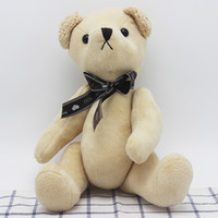 Wholesale Cute Teddy Girl - bear plush doll toy tie teddy bear girls children birthday holiday cute plush gift