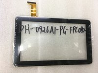 Wholesale Touch Pannel - Touch Screen digitizer glass pannel For DH-0926A1-PG-FPC080-V3.0 FHF90027