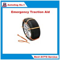 ZipClipGo Emergency Traction Aid pour voiture SUV Truck In Bad Wether Condition Low Price ZipClipGo