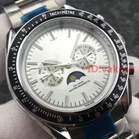 Wholesale brand ss - Bracelet Automatic 2813 Movement Sports Master Top luxury brand Men's Mechanical Business Watch SS mens Self-wind Watches AAA Wristwatch