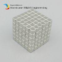 Wholesale Bucky Cubes - 216 pcs 3x3x3 mm Magic Cubes Neodymium Toy Neocube Neo Magic Puzzles Toy Cube Magnets Magnetic Bucky Blocks