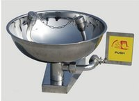 Wholesale stainless washers resale online - Emergency shower eye washer stainless steel eye wash
