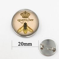 Wholesale Queen Hearts Accessories - Queen Bee Royal Crown Metal Bookmark Reading Book Accessories for Bookworms Librarians Teachers Bibliophile brooches