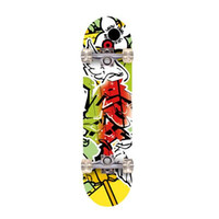 Wholesale Winmax Piles Chinese Maple Skateboard board Boy Girl Retro Cruiser skate board Action Sports Skateboarding