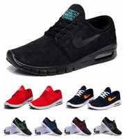 Wholesale Max Name - Name Brand Sneakers selling SB Stefan Janoski Max Skateboard Sports Hiking Tennis Shoes For Sale Women Mens Running sneakers Shoes