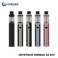 Authentische UNIMAX 22 Kit vape stift starter kit elektronische zigarette 2200 mah UNIMAX 22 batterie 2 ml verdampfer spule BFL Kth-0.5ohm