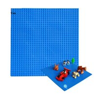 Wholesale New Version Small Blocks Building DIY Baseplate cm Dots Base plate Size Toys Compatible Brick DIY Toys c016