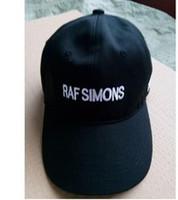 Wholesale Army Film - New Popular 6 Panel Famous hat Raf Simons snapback Caps Martin Show Baseball Cap bone Casquette film Love basketball hats for men women