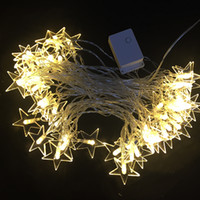Wholesale 10M 50 LED Lucky Star Shaped String Lights for Party Wedding  Christmas Garland patio Window Decoration Outdoor decorative lights from  dropshipping  Canada Outdoor String Lights Star Shaped Supply  Outdoor String  . Outdoor String Lighting Canada. Home Design Ideas
