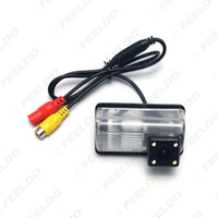 Wholesale Backup Camera For Toyota - FEELDO Special Backup Rear View Car Camera For Toyota Corolla EX LIFAN 320 BYD F3 F3R Parking Camera #4031