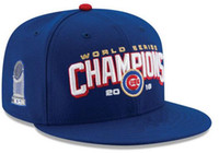 Wholesale Wholesale Order World - 2016 world series champs cubs Cap Sport Hats Snap Back Fitted 59Fifty Hat Baseball Cap Accept Drop Shippping Can Mix Order With Beanies