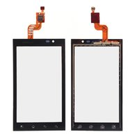 Wholesale Lg P925 Thrill - For LG Optimus 3D P920 Thrill 4G P925 Touch Screen Panel Digitizer Glass Lens Repair Replacement Parts With Tracking Number