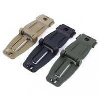 Wholesale Web Kits - Buckle Bushcraft Kit Connect Molle Attach Strap Link Tactical Backpack Bag Webbing Webdom Belt Clip Clasp Outdoor Camp Hike Web