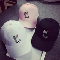 Wholesale Men Cap Small - Wholesale Ulzzang Simple Embroidery Letter Baseball Cap Candy Colors Small Cap Men AndWomen Tide Outdoor Cap Free Shipping