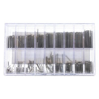 Wholesale Cotter Pins Wholesale - Wholesale-YCYS 360 PCS Watch Band Link Cotter Pins Tool Sets 6mm-23mm