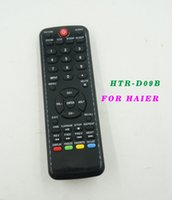 Wholesale Haier Lcd - Wholesale- New Original Remote Control Use For Haier LED LCD TV HTR-D09B Universal For L32A2120A L39B2180C L39B2180D etc.