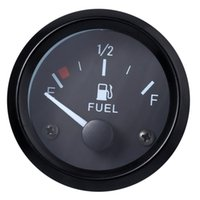 Wholesale Fuel Meter Level - Wholesale- Auto Car Meter Fuel Level Gauge 52MM High Sensitive And Simple Operation Great Accuracy with Steel Material Car Gauge B743