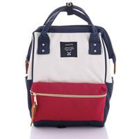 kızlar için üniversite çantaları toptan satış-Toptan-Genç Kızlar Için Yeni 2017 Japonya Okul Sırt Çantaları Için Sevimli Okul Sırt Çantası Kadınlar Için Okul Koleji Çanta Anello Halka Sırt Çantası